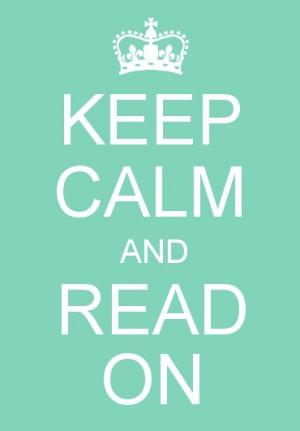 keep-calm-read-on